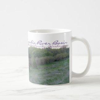 Columbia River Basin Basic White Mug
