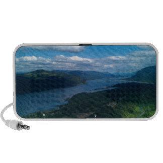 Columbia River Gorge Laptop Speaker