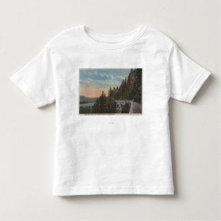 Columbia River, Oregon Toddler T-Shirt
