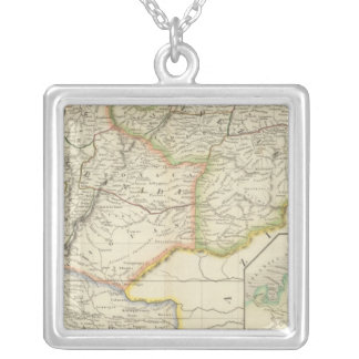 Columbia Silver Plated Necklace