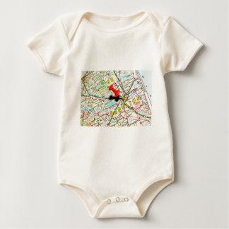 Columbia, South Carolina Baby Bodysuit