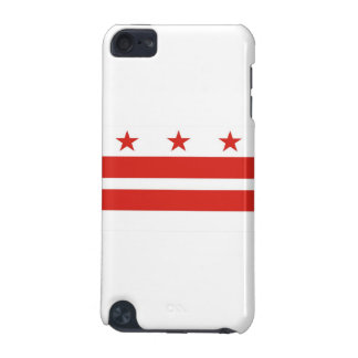 columbia usa state flag case united america iPod touch (5th generation) case