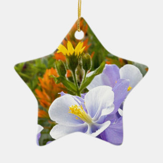 Columbine and Friends Christmas Ornament