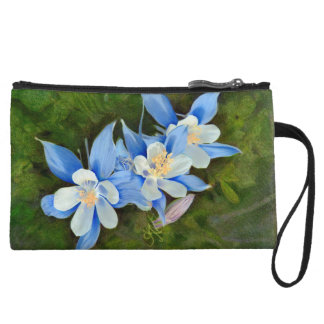 Columbine Drawing Purse