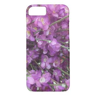Columbine Flowers iPhone 7 Case
