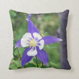Columbine Pillow