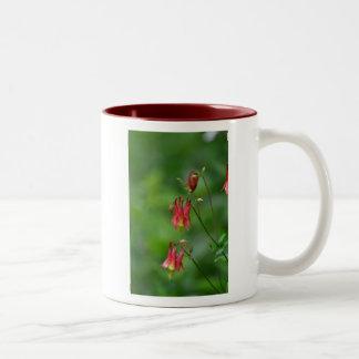 Columbine Two-Tone Coffee Mug