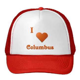 Columbus -- Burnt Orange Hats
