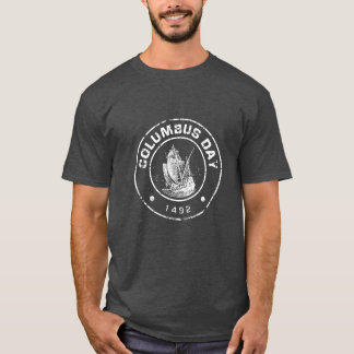 Columbus Day 9 T-Shirt