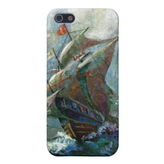 Columbus Day Case For The iPhone 5