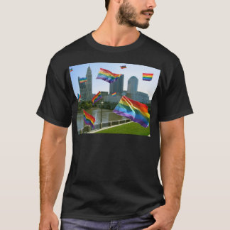 Columbus Flying Pride T-Shirt
