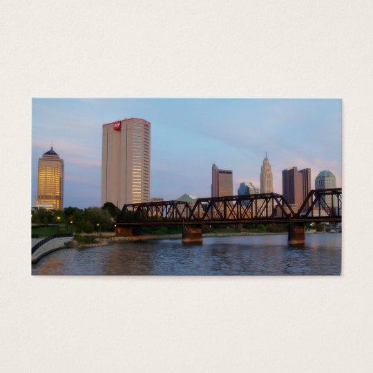 Columbus Ohio Business card