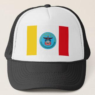 Columbus Ohio Flag Hat