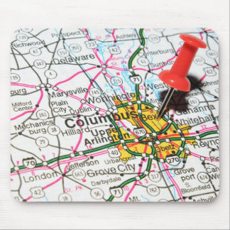 Columbus, Ohio Mouse Mat