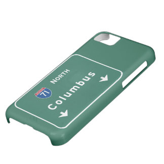 Columbus Ohio oh Interstate Highway Freeway Road : iPhone 5C Cover