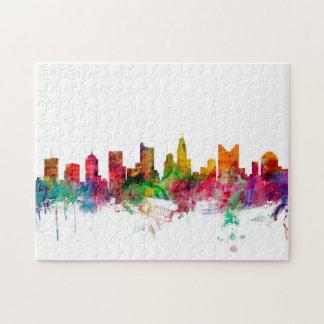 Columbus Ohio Skyline Puzzles