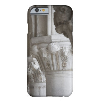 Column detail of the Doges' Palace Venice Italy Barely There iPhone 6 Case