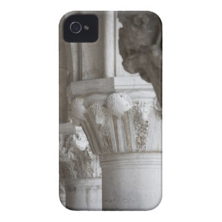 Column detail of the Doges' Palace Venice Italy Case-Mate iPhone 4 Cases
