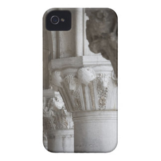 Column detail of the Doges' Palace Venice Italy iPhone 4 Case-Mate Case