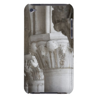 Column detail of the Doges' Palace Venice Italy iPod Touch Case