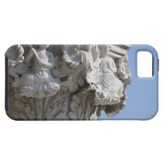 Column detail on the Doges' Palace Venice Italy iPhone 5 Cover