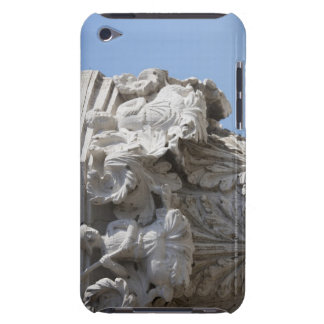 Column detail on the Doges' Palace Venice Italy iPod Touch Cover