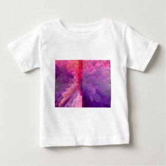 Columns of purple baby T-Shirt