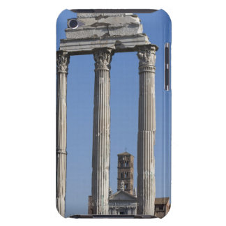 Columns of the Temple of Castor and Pollux with iPod Case-Mate Case