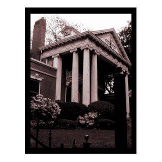 Columns Post Card