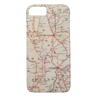 Colusa, Yolo, Napa, Butte, Yuba, Sutter, Solano iPhone 8/7 Case