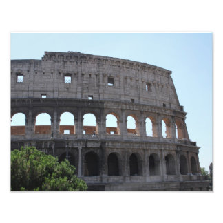 Colusseum, Rome, Italy Photo Print