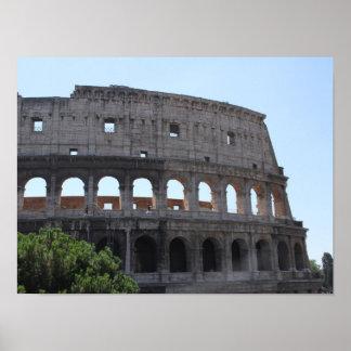 Colusseum, Rome, Italy Poster