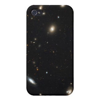 Coma Cluster of galaxies Case For iPhone 4