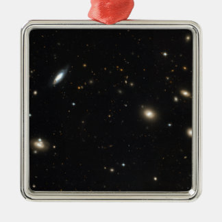 Coma Cluster of galaxies Christmas Ornament