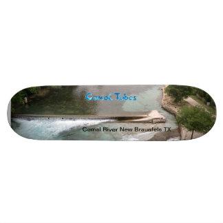 Comal Tubes Old School Skateboard