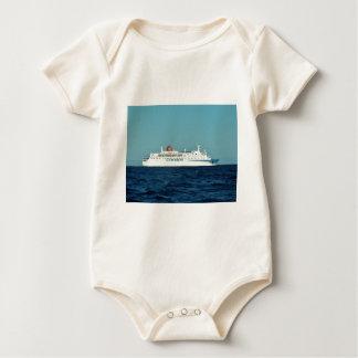 Comanav Ferry Baby Bodysuit