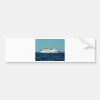 Comanav Ferry Bumper Sticker
