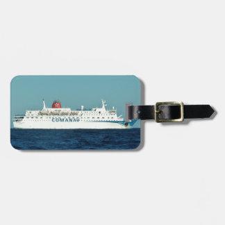 Comanav Ferry Luggage Tag