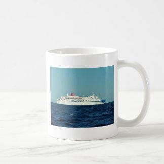 Comanav Ferry Coffee Mugs