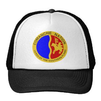 Comanche Nation Trucker Hats