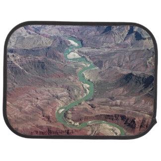Comanche Point, Grand Canyon Car Mat
