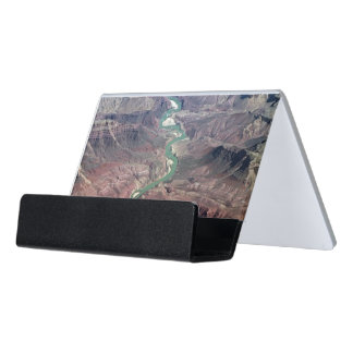 Comanche Point, Grand Canyon Desk Business Card Holder