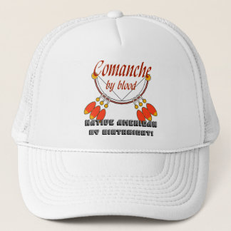 Comanche Trucker Hat