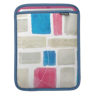 Comares III Abstract Print | Sue Schlabach iPad Sleeves