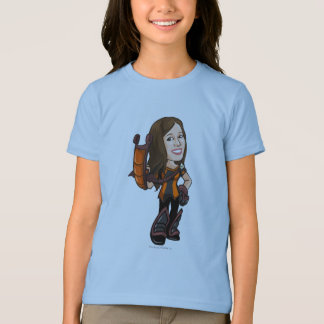 Comastar Haunted Woods Staff Player T-Shirt