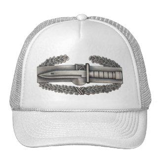 Combat Action Badge Trucker Hat