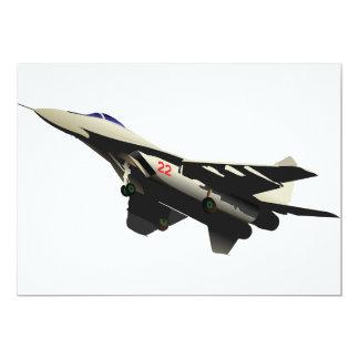 Combat Aircraft Invitations