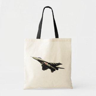 Combat Aircraft Tote Bag