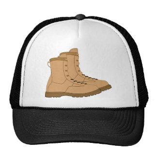 Combat Boots Trucker Hat