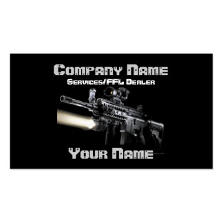 Combat business card  2